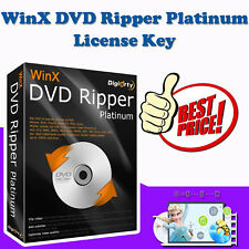Winx DVD Ripper Platinum 8.5.1 ✔ Product Key License ✔ *** Instant Delivery ***