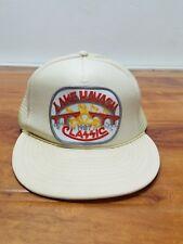 Vintage 1987 Lake Havasu Classic London Bridge  NISSIN Rope Trucker Hat