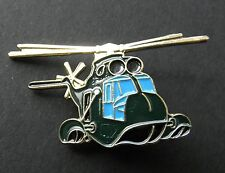 SEA KING CH-3 HELICOPTER LAPEL PIN BADGE 1.75 INCHES