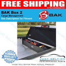 BAK Box 2 Trunk Organizer Fits 2015-2018 GM Colorado / Canyon All 92125