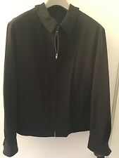 Comme des Garçons Homme Plus Men's wool jacket, Navy Blue with half belt,size L