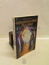 ESOTERISMO/FILOSOFIA: M. Mantovani, Meditazioni sull'albero della Cabala 2002