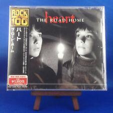 HEART: The Road Home (ULTRA RARE 1999 JAP PROMO TOCP-53019 OOP +BONUS TRACK)