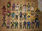 Lot Of (25) Vintage G.I. Joe Action Figures! Hasbro 1980's! Sgt. Slaughter! For Sale