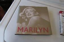 Images Of Marilyn Momroe Hard Back With Dust Jacket