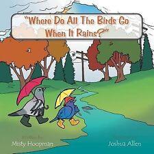 Where Do All the Birds Go When It Rains? (Paperback or Softback)