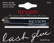 Revlon Precision Eyelash Glue Brush On Lash Adhesive Black, Clear or Remover!