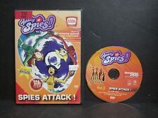Totally Spies: Spies Attack - Vol 3 (DVD, 2004)