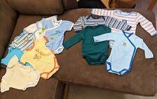 23 Teile Baby Bekleidungspaket Junge 62 68 Strampler Body Winter-Anzug Overall
