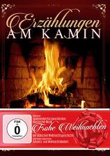DVD Feu de Cheminée - Récits au cheminée DVD & CD Set