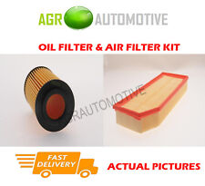 DIESEL SERVICE KIT OIL AIR FILTER FOR MERCEDES-BENZ C220 2.2 143 BHP 2001-07