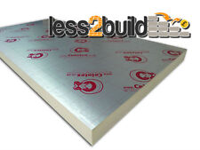 Kingspan/Recticel/ Xtratherm/Celotex Insulation 50mm (10 Sheets)