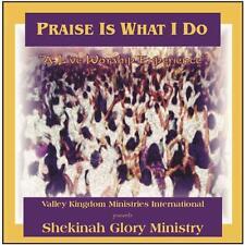 New: Shekinah Glory Ministry: Praise Is What I Do  Audio Cassette