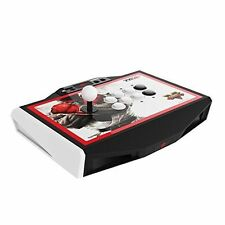 Mad Catz SFV894810SA1011 Street Fighter V Arcade Fightstick Te2 for PS4 and PS3 - Red/Black