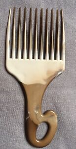 JUMBO WIDE TOOTH DETANGLER COMB by Gordian VGC