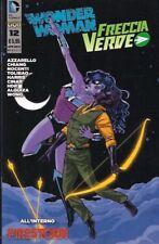 WONDER WOMAN FRECCIA VERDE VOLUME 12 EDIZIONE LION