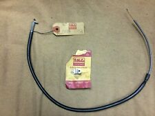 1956 Ford car factory optional windshield washer pump to wiper motor NOS cable &