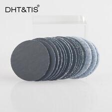 1Inch(25mm) 100pieces P3000 Mini Sand Paper Hook & Loop Abrasive Sanding Disc