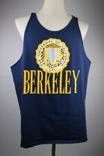 Vintage Mens UC Berkeley University College California XL 1990s Tank Top Shirt