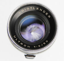 Voigtlander 50mm f2 Ultron for Prominent  #3559494