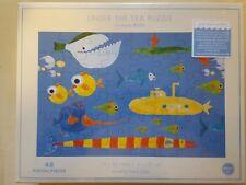 casse-tete under the sea 48 piece puzzle