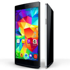 "GSM UNLOCKED 3G Smart Phone Android 4.2 Dual-Sim Dual-Core Dual-Cam 5.5"" LCD"