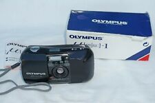 Classic Olympus MJU-1 Compact 35MM Film Camera