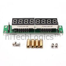 MAX7219 CWG 8-Digit I2C/IIC Serial Digital LED Tube 7 Segment Display Module