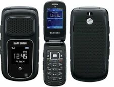 UNLOCKED / LOCKED Samsung Rugby 4 SM- B780 B780A - Black (AT&T) Cellular Phone