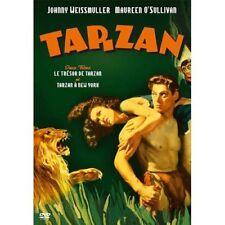 Le Trésor de Tarzan + Tarzan à New York DVD NEUF SOUS BLISTER