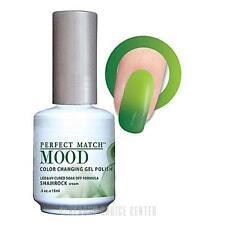 LeChat Mood Color Changing Soak Off Gel Polish - Shamrock - MPMG22