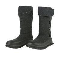 Nike Women's Valenka 2 Wool Boots Size 8 Black Button Sides