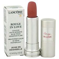 LANCOME ROUGE IN LOVE Lipcolor 240M ROSE EN DESHABILLE 4.2ml/.12oz New in Box