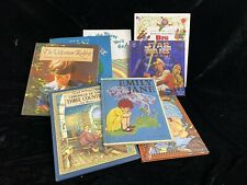 Lot Childrens Books Fables More