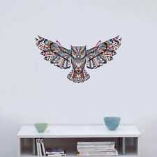 Animal Multicolor Owls Wall Stickers decal DIY Nursery Decor for Kids Baby Room
