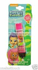 LOTTA LUV BEAUTY Lip Balm BUBBLE GUPPIES Flavored Gloss COTTON CANDY (Carded)