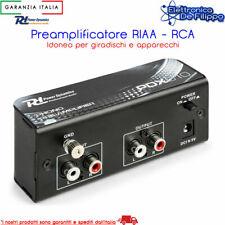 COME MONACOR SPR-6 IMG STAGE LINE PREAMPLIFICATORE PHONO MM RIAA