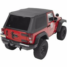 56822-35 Bestop Trektop NX Complete Soft Top Black for Jeep Wrangler 2007-2016