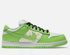 Nike X Supreme Dunk SB Low 'Green' Size UK 6 (US 6.5) *Order Confirmed*