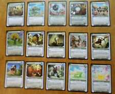 Lot de 22 cartes différentes WAKFU TCG / DOFUS COLLECTION / TRADING CARD GAME