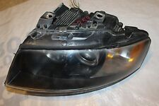 02-06 CABRIO AUDI A4 LEFT DRIVER SIDE HEADLIGHT HEAD LIGHT LAMP HID XENON 2859