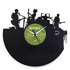 VINYL RECORD CLOCK - Band (Made from an Original Vinyl Record)  NEW