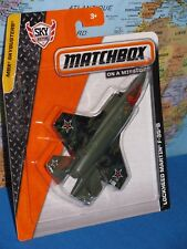 MATCHBOX MBX SKYBUSTERS LOCKHEED MARTIN F-35 B ON A MISSION BRAND NEW & VHTF
