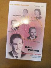 Endless Summer 71 Beach Boys fan magazine Brian Wilson Hawthorne