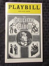 1978 THE CRUCIFER OF BLOOD Playbill FVF Glen Close & Paxton Whitehead