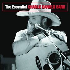 The Essential Charlie Daniels Band by The Charlie Daniels Band (CD, Jun-2003, Epic/Legacy)