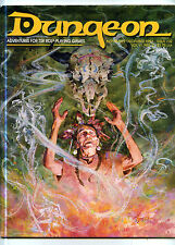 TSR AD&D Dragons Dungeon Magazine #32 Greyhawk VF/NM MBX54