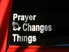 Religious,Prayer,Christian,Jesus,Faith Vinyl Decal  Car/Truck/Laptop/Walls
