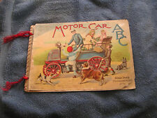 Father Tuck's Motor Car ABC Book No. 3715