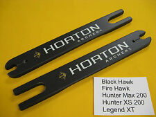 Horton Crossbow Limbs Hunter XS & Max 200 Legend XT Black Hawk Fire Hawk   (LX)